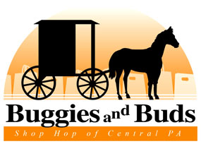 Buggies & Buds Shop Hop